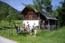 Waschl mill Ebenau