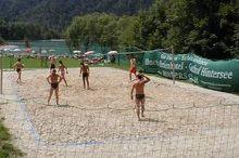 Beachvolleyballplatz Hirschpoint