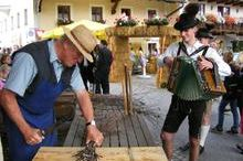 Bauernherbst-Dorffest-Eröffnung