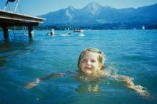Öffentliches Strandbad Drobollach/See