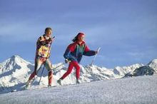 Cross-Country Skiing Trails in Tuxertal