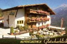 Alpengasthof Gletscherblick Mountain Inn (1,000m)