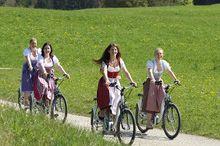 Bike hire in the Fuschlseebad