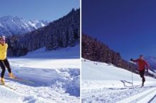 Gerlos Cross-Country Skiing Tracks