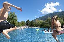 Freischwimmbad Grins