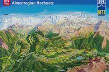 Wandern und Bergsteigen in Haiming-Ochsengarten