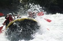 Rafting und Canyoning in Haiming/Ötztal