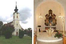 Kirche Zissersdorf