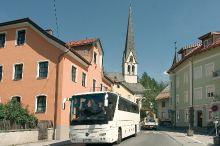 Panoramarundfahrt mit dem Bus