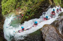 Canyoning Extrem Ötztaler Ache