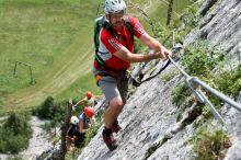 Klettersteigtour