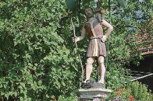 Christophorusbrunnen - Lehngasse (Nr. 7)