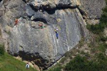 Wasserfall-Klettersteig Muttekopfhütte