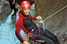 Canyoning in der Ferienregion Imst