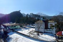 Tirol Panorama mit Kaiserjäger Museum am Bergisel