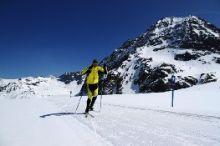 Langlaufzentrum Pitztaler Gletscher