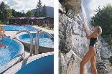 Felsenbad - Jungholz