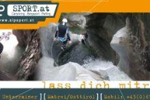 Alpsport Canyoning - Bergsport-Rafting