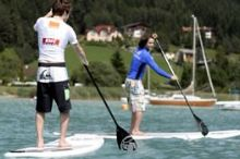 SUP-Schule - learn2kite