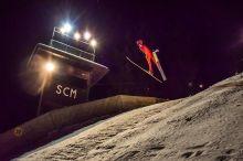Stefani Skispringen