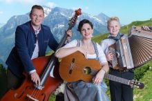 A musically journey through the Zillertal with Rita & Andreas