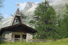 Kirchlein beim Kalser Tauernhaus