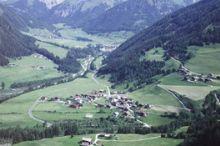 Wanderwege im Kalser Talbereich
