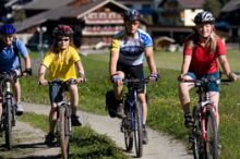 Mountainbikeroute Kalserbach - Tembler
