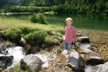 Elisabethsee im Amertal