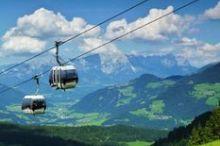 Markbachjochbahn - Wandergebiet
