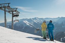 Mayrhofen Mountain Lifts