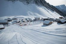 Skigebiet Faschina