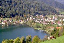 Lake Brennsee (Lake Feldsee)