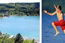 Regau Swimming Lake