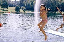 Lake Sonnensee Ritzing