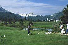 Engadine Golf