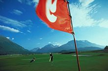 Engadine Golf Samedan/St Moritz