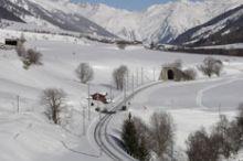 Winter-Wanderweg Blitzingen-Biel-Bodmen-Blitzingen