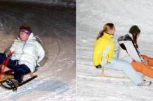 Toboggan Runs/Natural Toboggan Runs