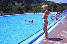 Freibad am Alpsee