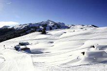 Skiparadies Steinplatte - Winklmoosalm