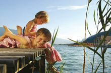Jezero Kalterer See (Caldaro)