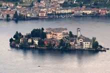 Lago d'Orta (Ortasee)