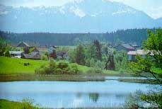 Oberbayern Bayern