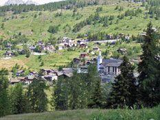 La  Magdeleine Valle d'Aosta