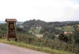 Neuhaus am Klausenbach ist die südlichste Gemeinde des Burgenlandes und liegt im Dreiländereck Burgenland - Steiermark - Slowenien. - Neuhaus  am  Klausenbach Burgenland