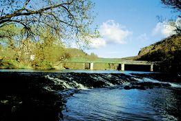 Thayabrücke - Hardegg Lower Austria