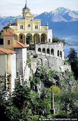 Locarno e Valli Bild für Fotogalerie - Locarno e Valli Tessin