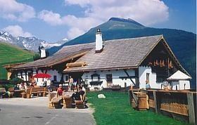 Almgasthof Himmelbauer - Almgasthof Himmelbauer Obervellach