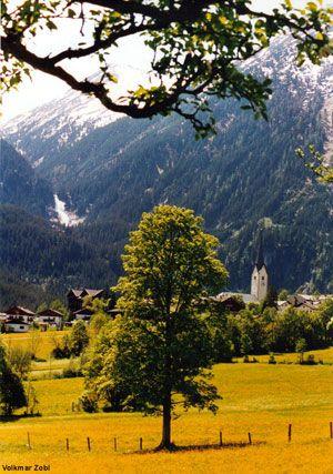 Krimml... der Ort mit den Größten Wasserfällen Europas!!! - Krimml Salzburg